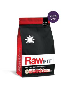 Rawfit Thermo Burn Protein Vanilla Toffee