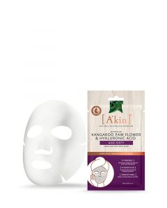 Paw Flower And Hyaluronic Acid Age-Defy Face Sheet Mask
