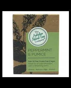 Soap Bar Peppermint & Pumice