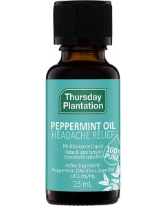 Peppermint Oil Aroma