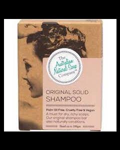 Solid Shampoo Bar Original