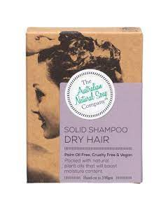 Solid Shampoo Bar Dry Hair