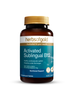 Activated Sublingual B12