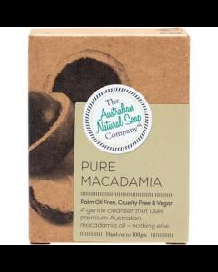 Face Soap Bar Pure Macadamia