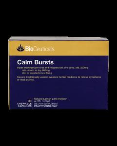Calm Bursts