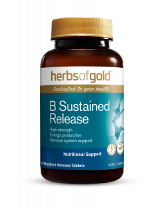 B Sustained Release
