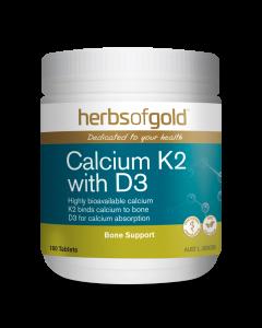 Calcium K2 with D3