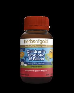 Children's  Probiotic 15 Billion