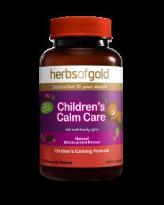 Children's Calm Care