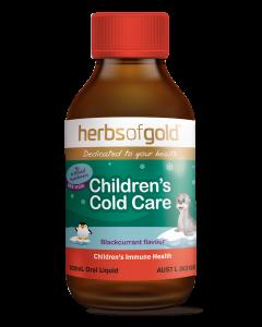Children's Cold Care