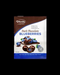 Dark Chocolate Blueberries