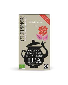 Clipper English Breakfast Tea