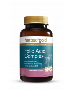 Folic Acid Complex