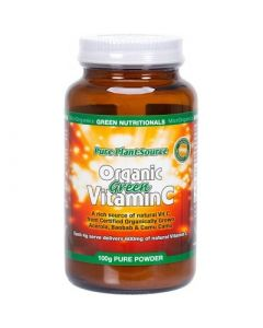 Organic Green Vitamin C Powder