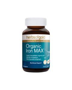 Organic Iron Max