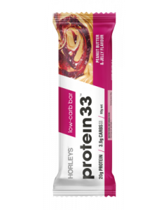 Protein 33 Low Carb Peanut Butter & Jelly Flavour