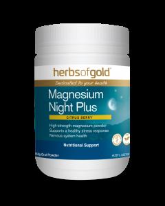 Magnesium Night Plus