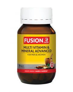 Multi Vitamin & Mineral Advanced