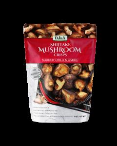 Shiitake Mushroom Smoked Chilli Garlic