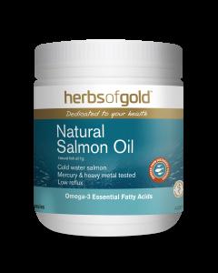 Natural Salmon Oil