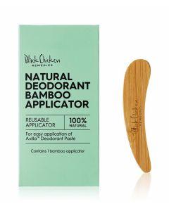 Natural Deodorant Bamboo Applicator