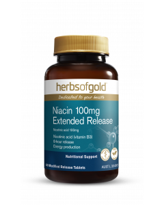Niacin 100mg Extended Release