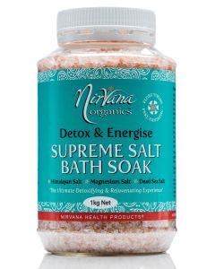 Supreme Bath Soak Salt Detox