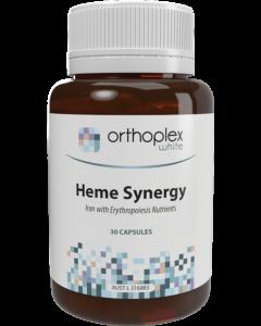 White Heme Synergy Capsules