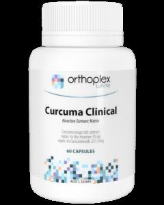 White Curcuma Clinical Capsules