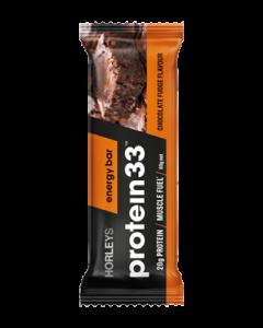 Protein 33 Energy Bar Chocolate Fudge Flavour