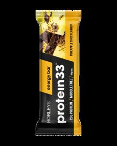 Protein 33 Energy Bar Pineapple Choc
