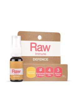Raw Immune Defence Lemon Manuka