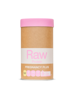Raw Protein Pregnancy Plus Smooth Vanilla