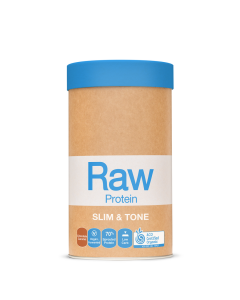 Raw Protein Slim & Tone - Chocolate Caramel