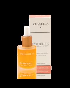Rosehip Oil - Certified Organic