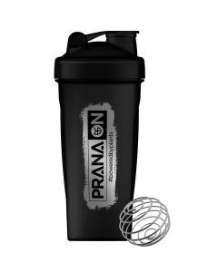 Insulated Stainless Steel Shaker