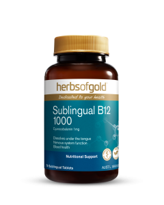 Sublingual B12 1000