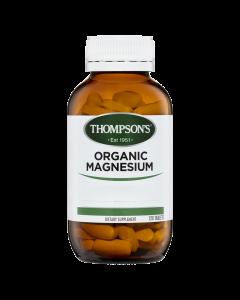 Organic Magnesium Tablets