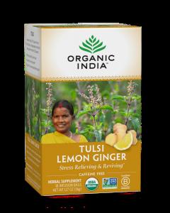 Tulsi Lemon Ginger