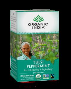 Tulsi Peppermint