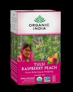 Tulsi Raspberry Peach