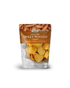 Yellow Sweet Potato Crisps