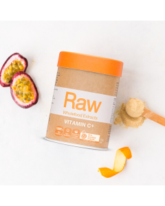 Raw Wholefood Extracts Vitamin C+